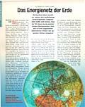 Das Energienetz der Erde
